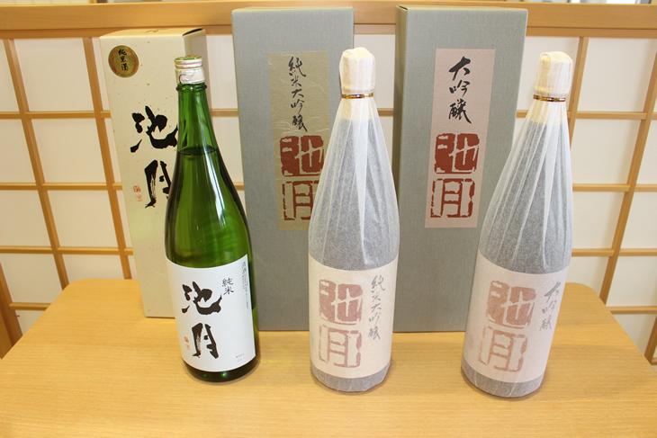 【ふるさと納税】中能登産 地酒飲み比べセットD