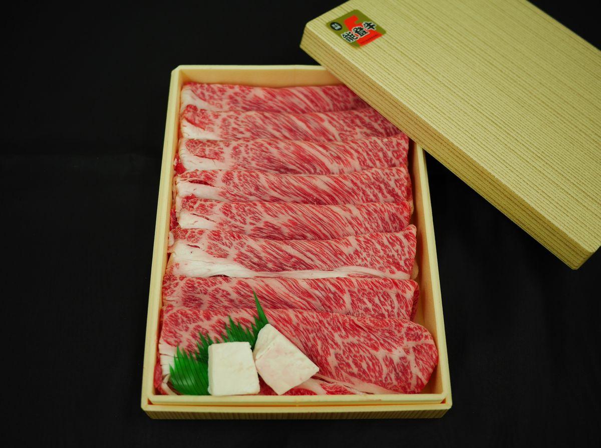 【ふるさと納税】徹底した品質管理で安全で美味しいお肉「能登牛」と地元の地酒贅沢セットA
