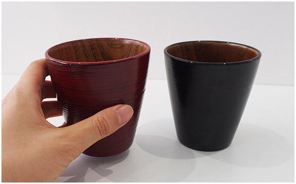 【ふるさと納税】【内祝・ギフト】越前漆器フリーカップペアセット