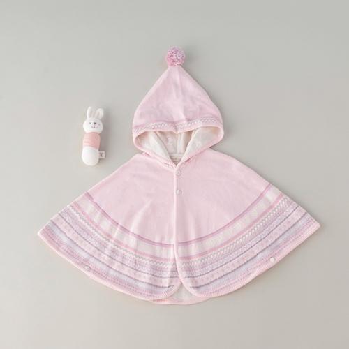 【ふるさと納税】オーガニックコットン ふんわりカラフルセット ピンク