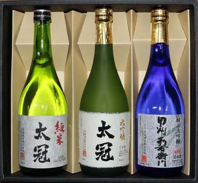 【ふるさと納税】日本酒 飲みくらべ3種3本セット