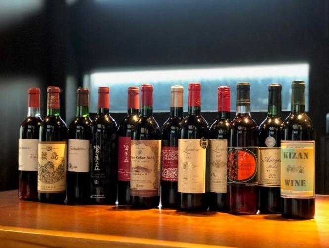 【ふるさと納税】◆山梨県産 赤ワイン 飲み比べ 12本セット Presents by Katerial