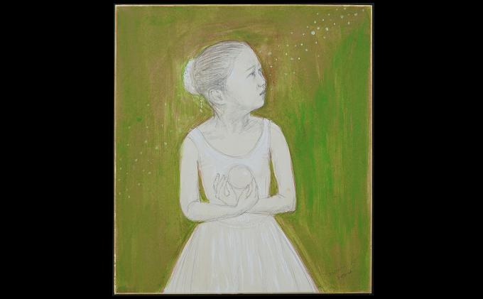 【ふるさと納税】大切な人に イラスト 肖像画 色彩1~3色 送料無料