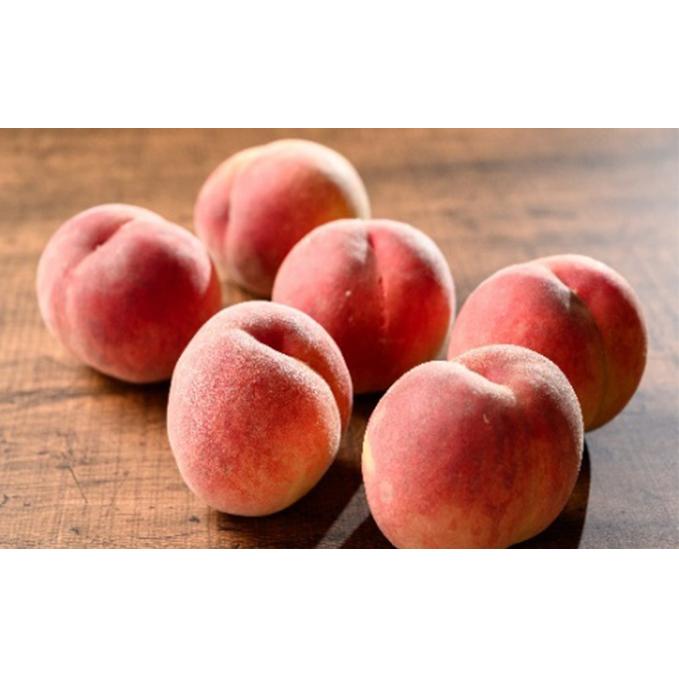 【ふるさと納税】季節の桃 約5kg 13~16玉 【果物·もも·桃·フルーツ·モモ·果肉】 お届け:2021年7月中旬~7月下旬