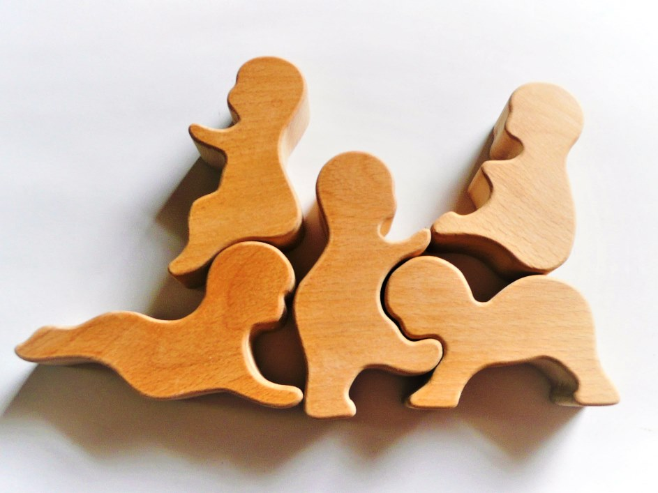 【ふるさと納税】015-006木のおもちゃ「赤ちゃん積み木」