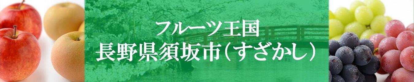 長野県須坂市:ふるさと納税 長野県須坂市