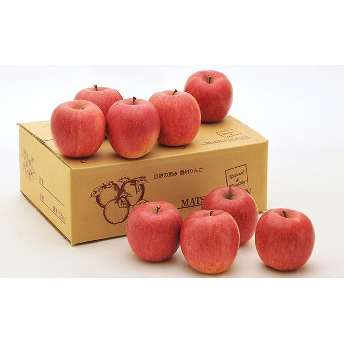 ※ラッピング ※ 長野県小諸市 ふるさと納税 信州小諸 松井農園のサンふじ 約3.5kg お届け:2021年12月上旬~2022年2月下旬 今季も再入荷 リンゴ りんご 果物類 林檎