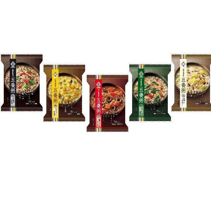 【ふるさと納税】養命酒「五養粥10袋セット」 【加工食品・おかゆ・お米】