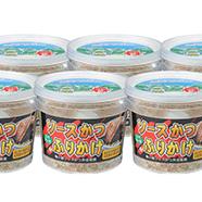 【ふるさと納税】信州駒ヶ根「ソースかつふりかけ」(6個) 【加工食品・乾物・調味料】