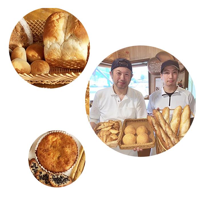 【ふるさと納税】【無添加】パン・菓子詰合せ「駒ヶ根い・ろ・はセット」 【パン・食パン・菓子パン・お惣菜パン】