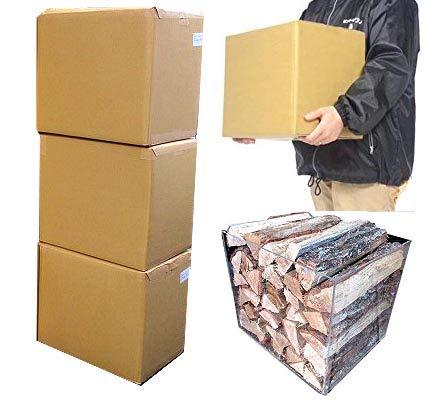 【ふるさと納税】広葉樹の薪3箱