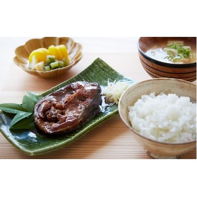 【ふるさと納税】鯉うま煮5切れ 【魚貝・加工品】