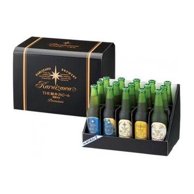 【ふるさと納税】THE軽井沢ビール 特選瓶セット〈T-AA〉クラフトビール 地ビール 飲み比べ 信州 ご当地 お取り寄せ 【お酒/ビール】