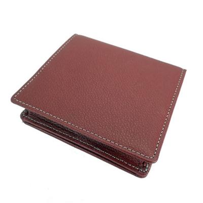 機能性とデザイン性を兼ね備えた シンプルな折りたたみ財布 ふるさと納税 濱野皮革工藝のグレースウォレットスペラ メイルオーダー アンティークレッド 1119354 使いやすい折りたたみ財布です 休日