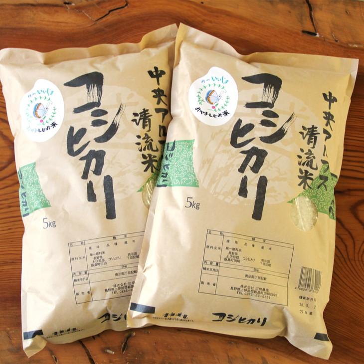 【ふるさと納税】みやましじみ米 10kg