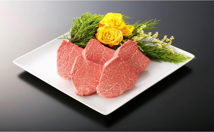 【ふるさと納税】最高級黒毛和牛 信州平谷牛シャトーブリアン 5枚入り(1枚 130g)