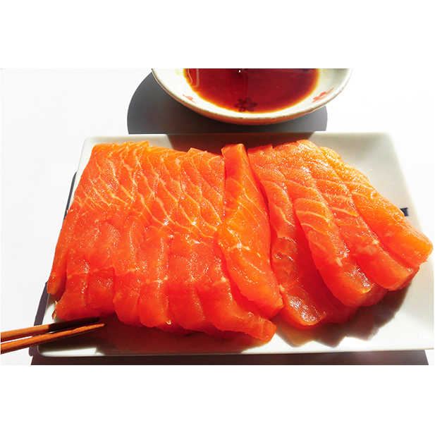 【ふるさと納税】絶品!信州サーモン刺身用 2袋セット 【魚貝類・鮭・サーモン】