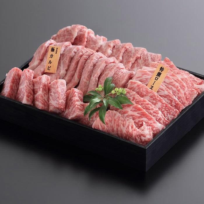 【ふるさと納税】南信州牛焼肉食べ比べセット
