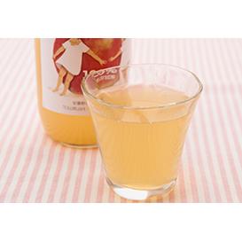 【ふるさと納税】100%ストレートりんごジュース6本入 【飲料類/果汁飲料/フルーツジュース】