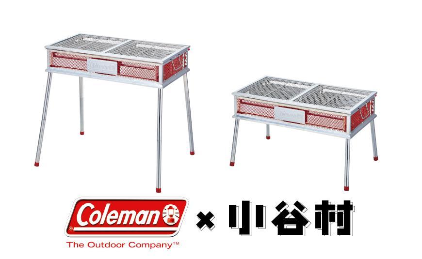 ふるさと納税【コールマン】クールスパイダー® プロ/LX(レッド) BBQ アウトドア