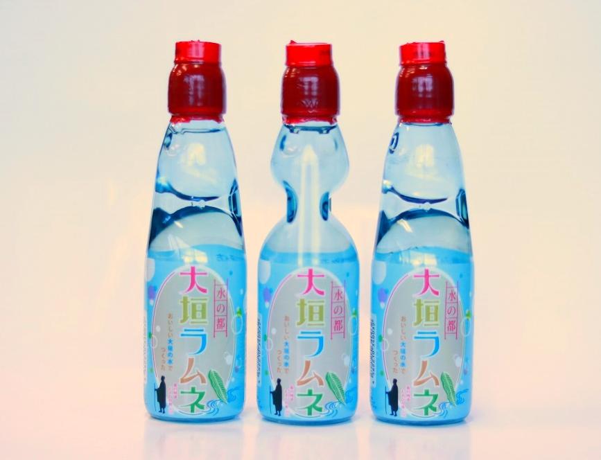 【ふるさと納税】大垣ラムネ(200ml×24本) 自噴水を使用