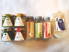 【ふるさと納税】飛騨高山よしま農園の自然栽培調味料シリーズ b523
