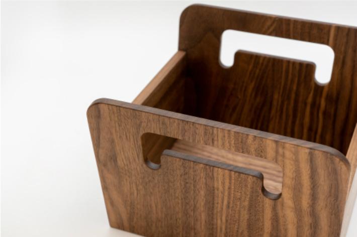 【ふるさと納税】Takumi Craft 木製ボックス d117