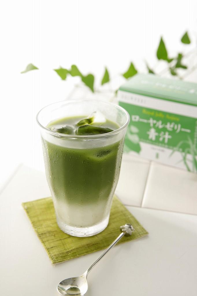 【ふるさと納税】S20-01 ローヤルゼリー青汁