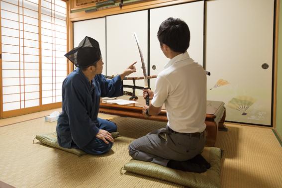 【ふるさと納税】T367-03 小刀作成・日本刀工房見学体験【一日コース】