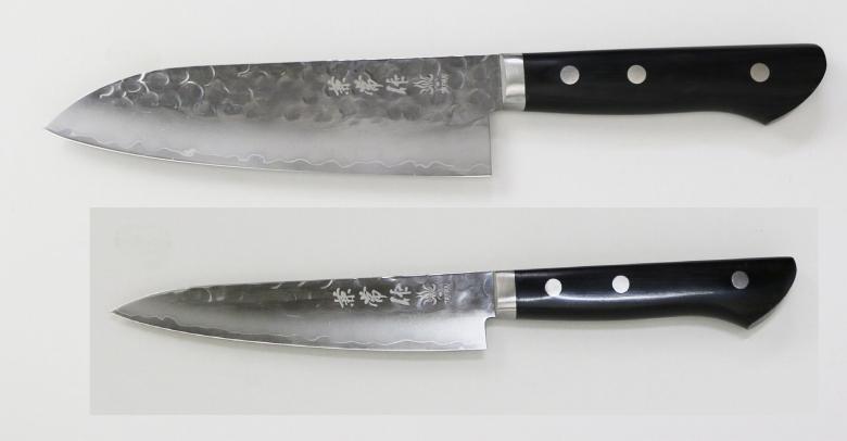 【ふるさと納税】H45-04 関兼常 包丁2本セット(三徳&ペティ) VG-1ステンレス刃物鋼