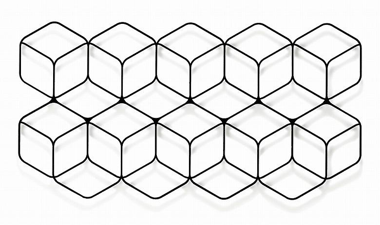 【ふるさと納税】D63-01 Fe Wall Deco 2×5