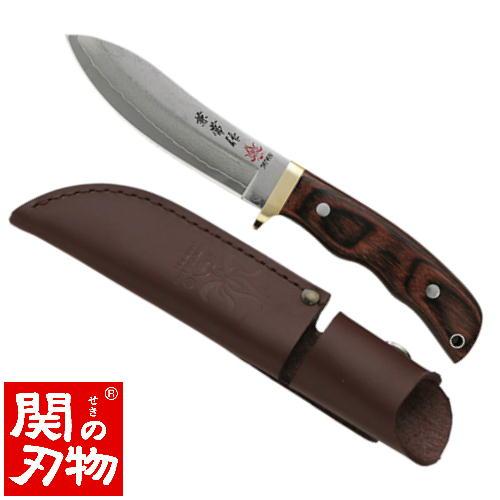 【ふるさと納税】H121-03 関兼常ハンティングナイフ 「昴 スキナー」