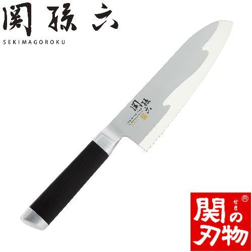 【ふるさと納税】H33-03 関孫六 15000ST 三徳包丁165mm