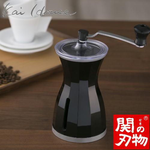【ふるさと納税】H23-15 カイハウスコーヒーミルピアノブラック