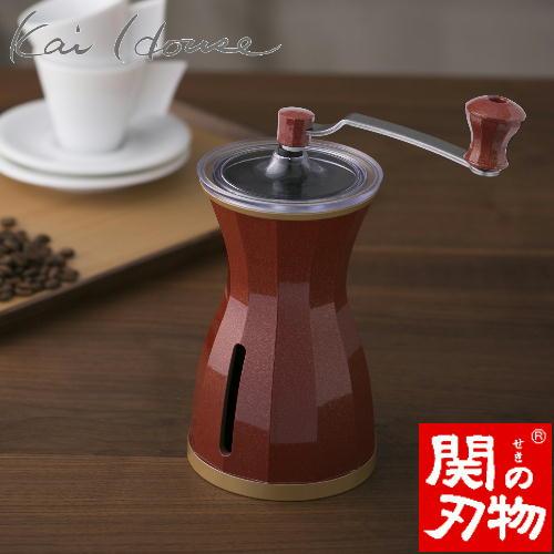 【ふるさと納税】H23-16 カイハウスコーヒーミル蒔絵