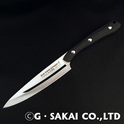【ふるさと納税】H27-11 SABI KNIFE KITCHEN2(サビナイフキッチン2) ペティ