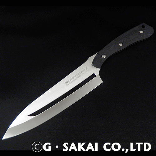 【ふるさと納税】H41-05 SABI KNIFE KITCHEN2(サビナイフキッチン2) 牛刀