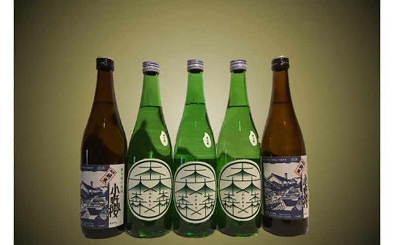 ふるさと納税 20007 オンラインショップ ランキング総合1位 中津川 日本一小さい蔵元の酒セット