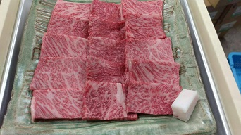 【ふるさと納税】飛騨牛 焼肉用 1kg(A4ランク以上)