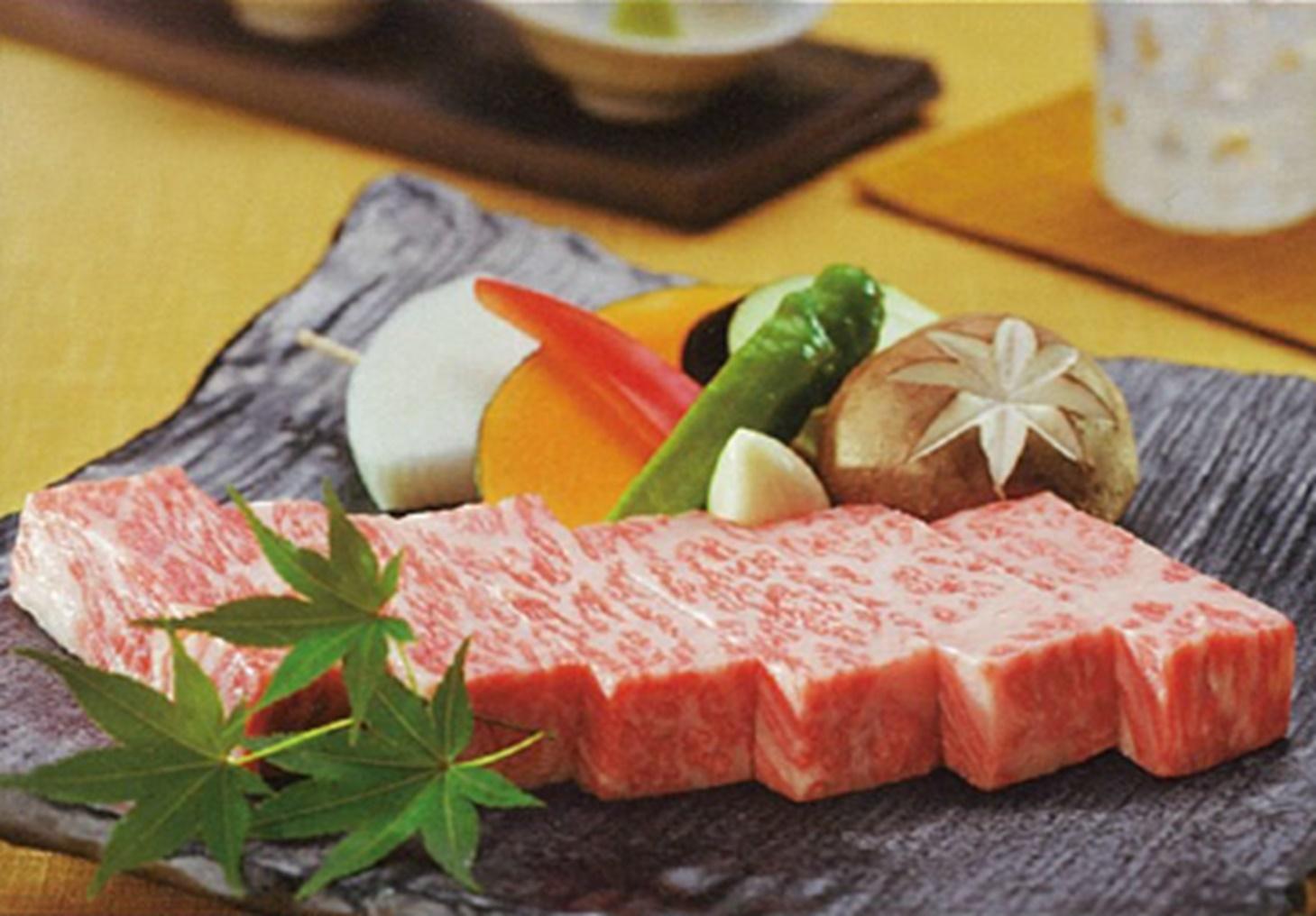 【ふるさと納税】飛騨牛 ももステーキ