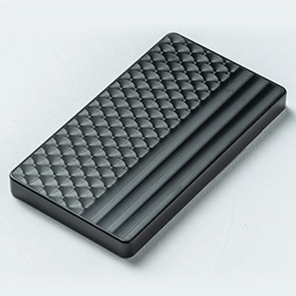 軽量 高剛性 光沢感 デザイン性とアルミ本来のポテンシャルを最大限に活かした製品です ふるさと納税 ジュラルミン 名刺 ケース スケイルライン トラスト 名刺ケース M54S08 名刺入れ ブラック 驚きの値段で アルミ 支援 美光技研 デザイン 送料無料