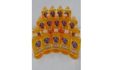 【ふるさと納税】食器洗剤 花王 キュキュット オレンジ385ml 詰替用 16本