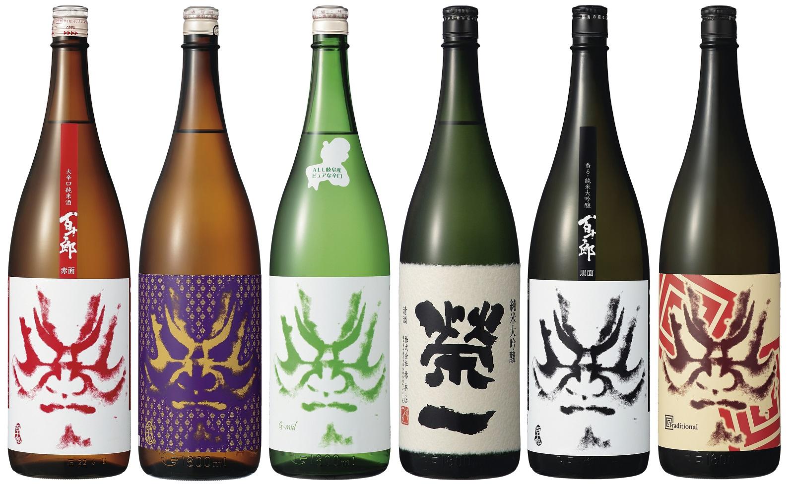 【ふるさと納税】 「百十郎」&「榮一」1,800ml×6本セット / 純米大吟醸 純米吟醸 純米酒