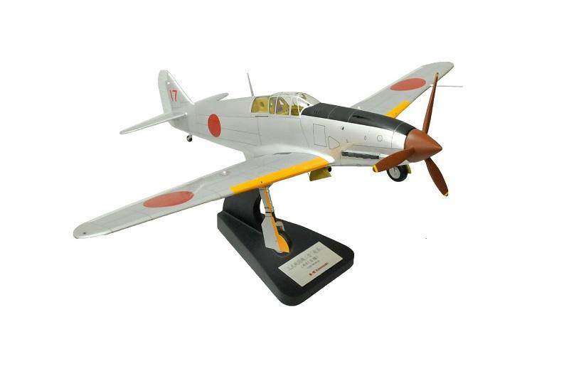 【ふるさと納税】飛燕の模型1機