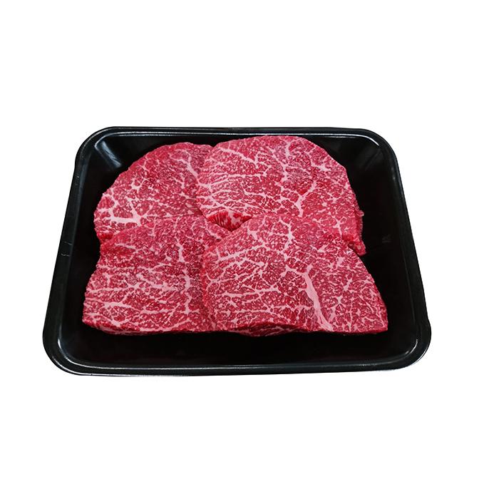 【ふるさと納税】飛騨牛 モモステーキ用3kg 【牛肉・お肉・牛肉・もも肉・和牛】