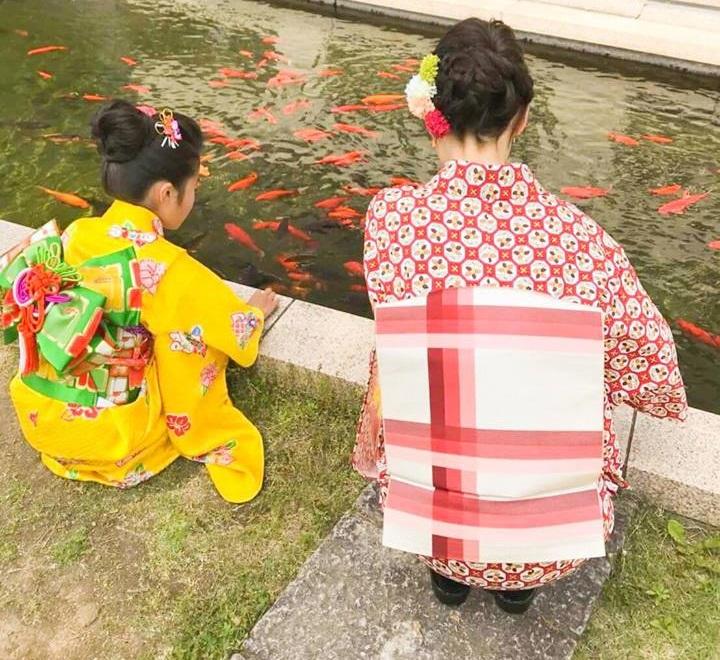【ふるさと納税】着物で飛騨古川の町歩き♪ ペアチケット[D0041]