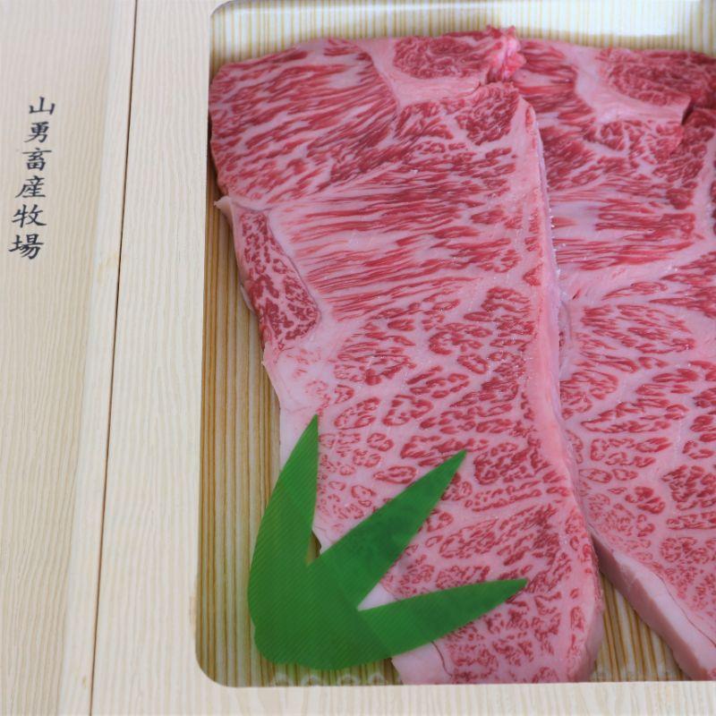 【ふるさと納税】飛騨牛 サーロインステーキ 250g×2枚 合計500g 牛肉 和牛 肉 御中元 お中元[E0020]