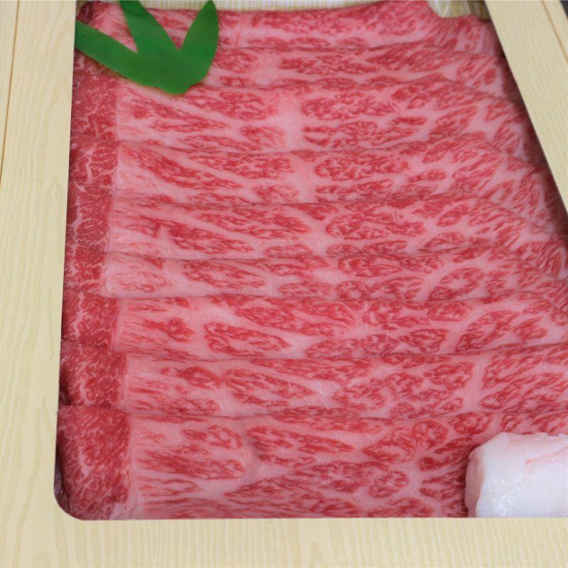 【ふるさと納税】飛騨牛 モモ肉 すき焼き・しゃぶしゃぶ用500g[D0029]