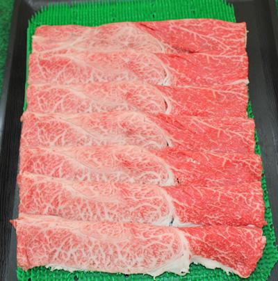 【ふるさと納税】飛騨牛肩肉(ウデ肉)すき焼き用1kg(500g×2P)