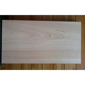 【ふるさと納税】※ひのきの板(14cm×40cm×2.5cm)